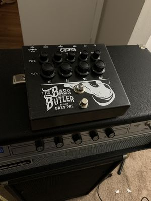 Orange Bass Butler Bi-Amp Bass Pre for Sale in Boca Raton, FL