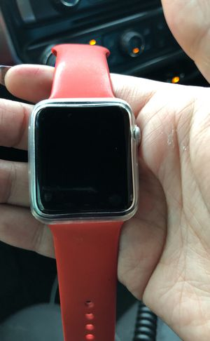 Apple Watch 3 42mm for Sale in Pasadena, TX
