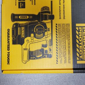 DeWalt 20vMax XR SDS Rotary Hammer ***$200 FIRM*** for Sale in Glendale, AZ
