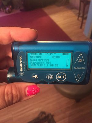 Medtronic minimed 754 insulin pump for Sale in Buckhannon, WV