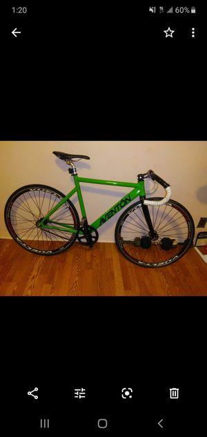 Aventon fixed gear bike 53 cm for Sale in Brooklyn, NY