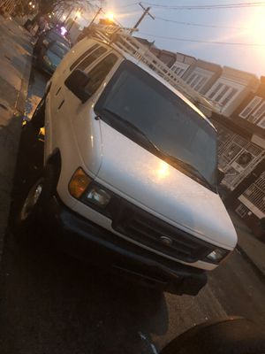 Ford F-350 cargo van super clean runs excellent for Sale in Philadelphia, PA