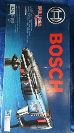 $190.Bosch 1 SDS Plus Rotary Hammer Drill. for Sale in Evergreen,  CO