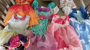 Little girls costumes for Sale in Etiwanda, CA