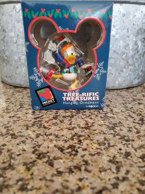 Disney's Mickey Mouse and friends Tree-rific Treasures by Enesco Mickey Unlimited Ornament for Sale in Riverside, CA