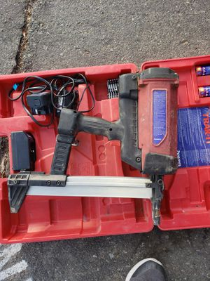 Powers track it concrete nail gun for Sale in San Diego, CA