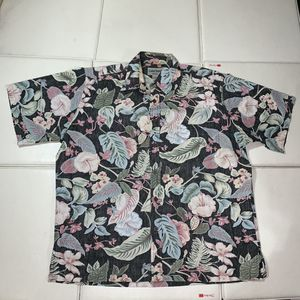 03a5d592 Vintage Cooke Street Hawaiian Shirt Button Up men's large for Sale for sale  South Gate,