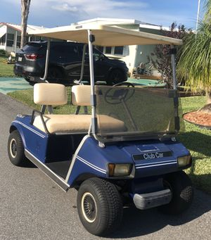 1984 Club Car DS Golf Cart 36v for Sale in Lakeland, FL
