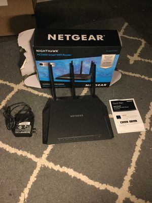 Netgear smart WiFi router for Sale in Auburn, WA