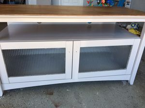 TV stand (rustic restored) for Sale in Winter Haven, FL