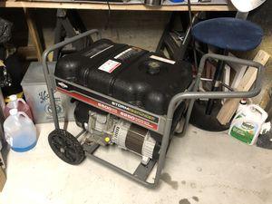 Briggs and Stratton generator 5500 watt for Sale in Quincy, MA
