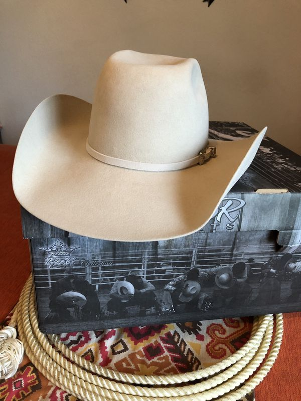 RDR Felt Cowboy Hat 10X for Sale in Houston, TX - OfferUp