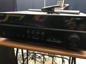 Yamaha 7.1 Surround Sound receiver and Onkyo Speakers for Sale in Kissimmee, FL