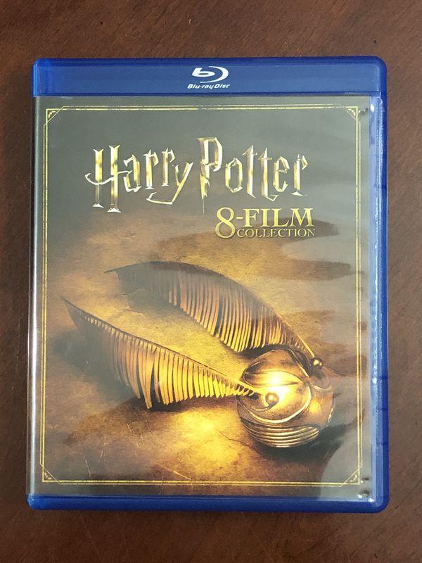 Harry Potter 8 Film BLU-RAY Set