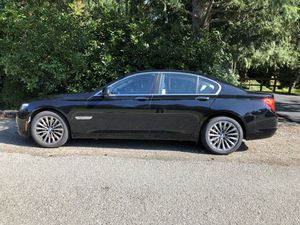 2012 BMW 740 I low mileage, luxury package, very clean, excellent shape, $13,499. for Sale in Shoreline, WA