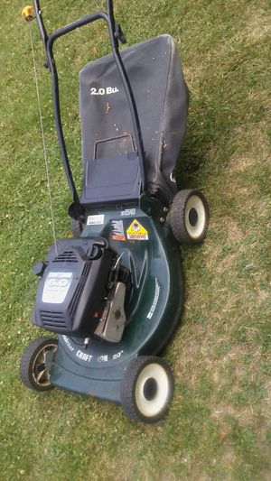 Craftsman Mulcher or bagging lawn mower for Sale in Allen Park, MI