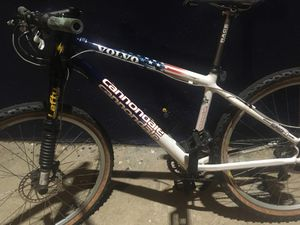 2000 Cannondale F2000 SX Stars and Stripes hardtail mountain bike Team Volvo for Sale in Los Angeles, CA