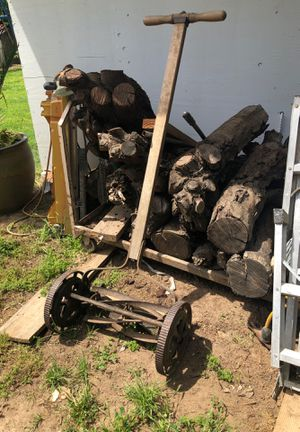 Manual lawn mower for Sale in Fresno, CA