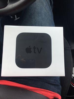 APPLE TV 4K BRAND NEW IN SEALED BOX for Sale in Frisco, TX