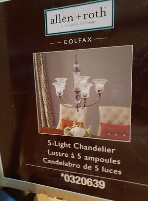 Chandelier (5-Light) for Sale in Miami, FL