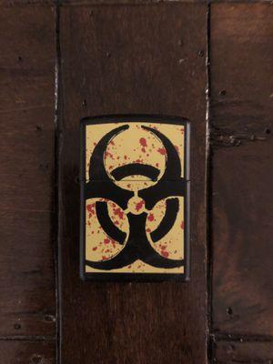 Zippo lighter biohazard for Sale in Hilliard, OH