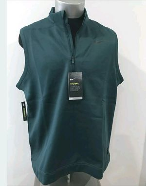 Nike Therma Repel Golf Vest Mens Size XL Xlarge AQ0816-372 Green New for Sale in Hemet, CA