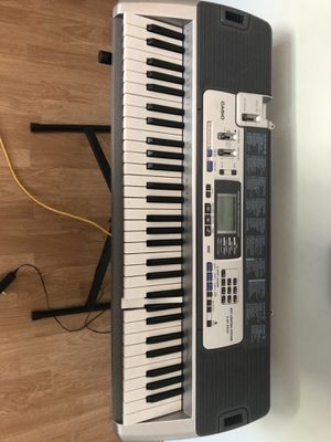 Casio piano keyboard FREE for Sale in San Pablo, CA