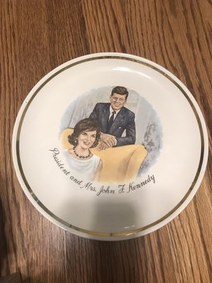 Mr & Mrs Kennedy Plate for Sale in Maryland Heights, MO