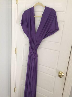 Purple Infinity Bridesmaid dress for Sale in Harrisonburg, VA