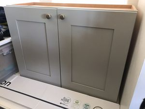 Gray-Appliance Garage-Great for hiding Blender--Mixers-Toaster-ETC for Sale in Arroyo Grande, CA