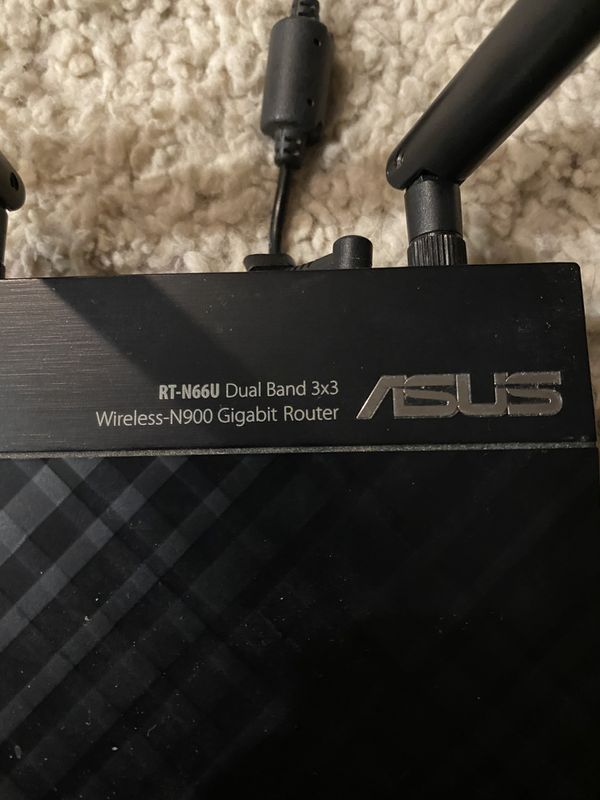 Asus RT-N66U Dual Band Wireless-N900 Router