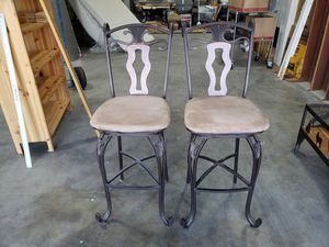 Tall chairs for Sale in Entiat, WA