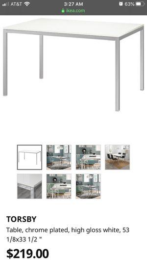 ikea torsby table for Sale in Long Beach, CA