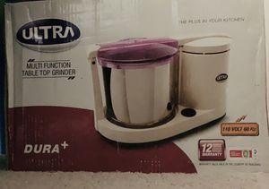 Ultra dura+ wet grinder for Sale in Vienna, VA