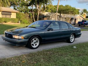 1996 Chevy Impala SS 108k Runs Great for Sale in Oakland Park, FL