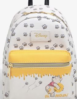 Loungefly Disney Winnie The Pooh Bees & Honey Mini Backpack for Sale in Rosemead,  CA