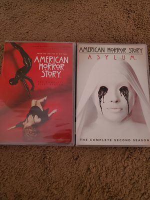 AHS Season Dvds for Sale in WARRENSVL HTS, OH