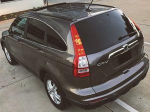 2010 HONDA CRV WITH FUTURISTIC SEATS for Sale in Fresno, CA
