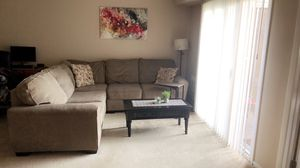 Sectional couch for Sale in Evesham Township, NJ