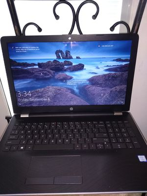 HP laptop 15-bs0xx for Sale in Baltimore, MD