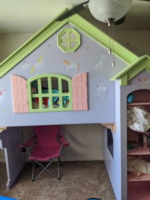 Girls loft bed for Sale in Stockton, CA