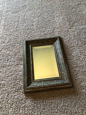 Small wall mirror for Sale in Spring Hill, TN