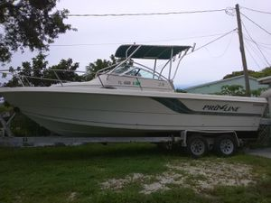 1996 23foot Proline for Sale in Hollywood, FL