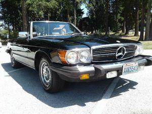 Classic 1981 Mercedes 380SL for Sale in Tacoma, WA