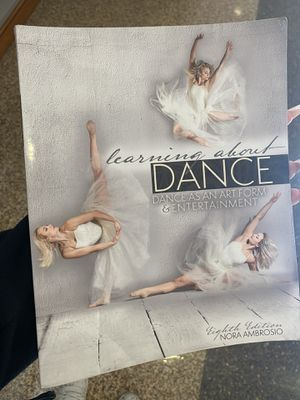 Learning about dance 8th edition for Sale in Mansfield, TX