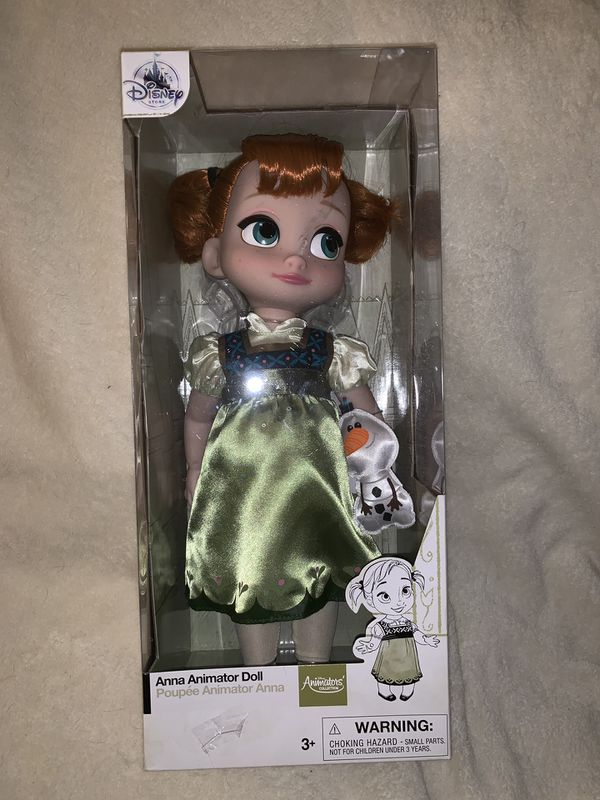 NIB Anna Collector's Edition