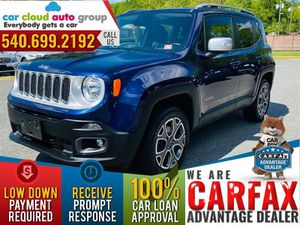 2016 Jeep Renegade for Sale in Stafford, VA