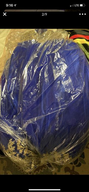 Quinceanera Dress Royal Blue for Sale in Miami, FL