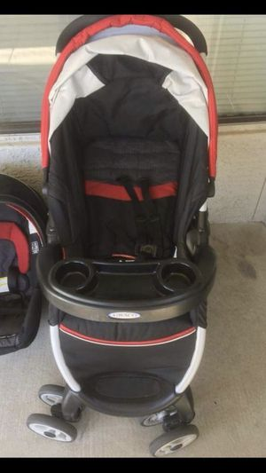 Travel system (stroller and car seat) for Sale in Scottsdale, AZ