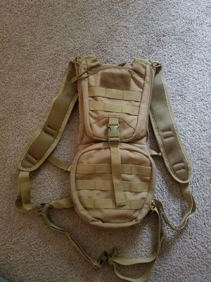 Hydration Backpack w/Bladder & Cleaning Kit for Sale in Puyallup, WA